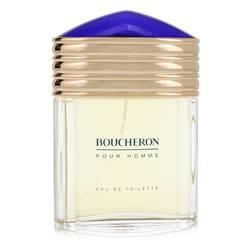 Boucheron Cologne by Boucheron 3.4 oz Eau De Toilette Spray (unboxed)
