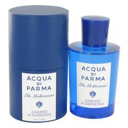 Blu Mediterraneo Ginepro Di Sardegna Perfume by Acqua Di Parma 5 oz Eau De Toilette Spray
