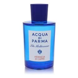 Blu Mediterraneo Arancia Di Capri Perfume by Acqua Di Parma 5 oz Eau De Toilette Spray (Tester)