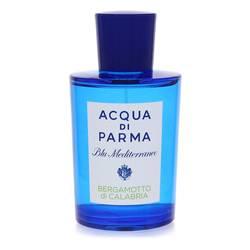 Blu Mediterraneo Bergamotto Di Calabria Perfume by Acqua Di Parma 5 oz Eau De Toilette Spray (Tester)
