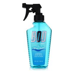Bod Man Blue Surf Cologne by Parfums De Coeur 8 oz Body Spray