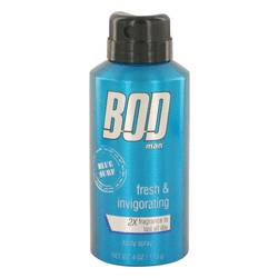 Bod Man Blue Surf Cologne by Parfums De Coeur 4 oz Body spray