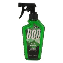 Bod Man Dark Woods Cologne by Parfums De Coeur 8 oz Body Spray