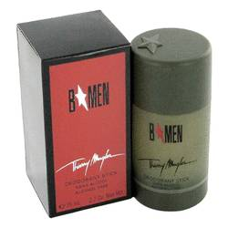 B Men Cologne by Thierry Mugler 2.7 oz Deodorant Stick