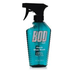 Bod Man Fresh Blue Musk Cologne by Parfums De Coeur 8 oz Body Spray