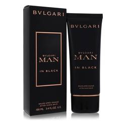 Bvlgari Man In Black Cologne by Bvlgari 3.4 oz After Shave Balm