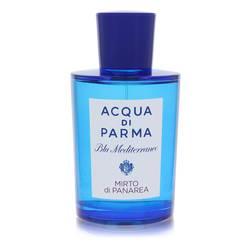 Blu Mediterraneo Mirto Di Panarea Perfume by Acqua Di Parma 5 oz Eau De Toilette Spray (Unisex Tester)