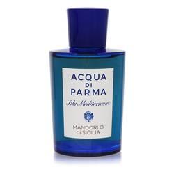 Blu Mediterraneo Mandorlo Di Sicilia Perfume by Acqua Di Parma 5 oz Eau De Toilette Spray (Tester)