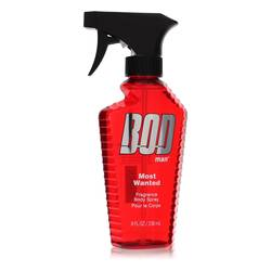 Bod Man Most Wanted Cologne by Parfums De Coeur 8 oz Fragrance Body Spray