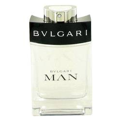 Bvlgari Man Cologne by Bvlgari 3.4 oz Eau De Toilette Spray (Tester)
