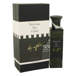 By Night Black Cologne by Profumi Del Forte 3.4 oz Eau De Parfum Spray