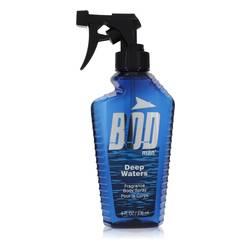 Bod Man Deep Waters Cologne by Parfums De Coeur 8 oz Body Spray