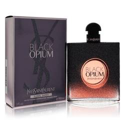 Black Opium Floral Shock Perfume by Yves Saint Laurent 3 oz Eau De Parfum Spray
