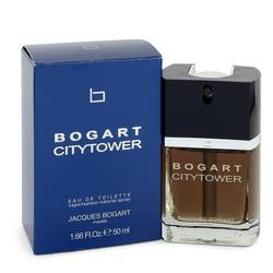 Bogart City Tower Cologne by Jacques Bogart 1.6 oz Eau De Toilette Spray