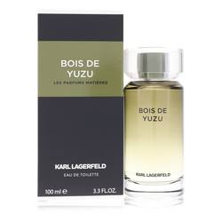 Bois De Yuzu Cologne by Karl Lagerfeld 3.3 oz Eau De Toilette Spray
