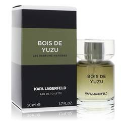 Bois De Yuzu Cologne by Karl Lagerfeld 1.7 oz Eau De Toilette Spray
