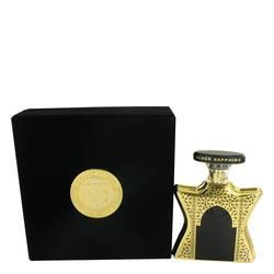 Bond No. 9 Dubai Black Saphire Perfume by Bond No. 9 3.3 oz Eau De Parfum Spray