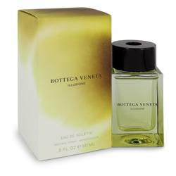 Bottega Veneta Illusione Cologne by Bottega Veneta 3 oz Eau De Toilette Spray