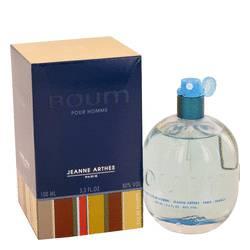 Boum Cologne by Jeanne Arthes 3.3 oz Eau De Toilette Spray