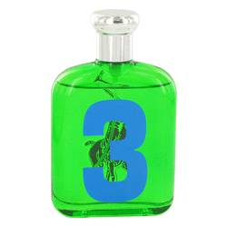 Big Pony Green Cologne by Ralph Lauren 4.2 oz Eau De Toilette Spray (Tester)