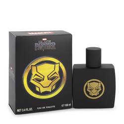 Black Panther Marvel Cologne by Marvel 3.4 oz Eau De Toilette Spray