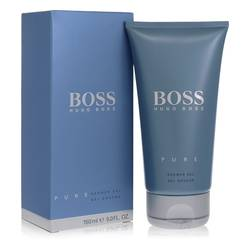 Boss Pure Cologne by Hugo Boss 5 oz Shower Gel