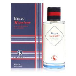 Bravo Monsieur Cologne by El Ganso 4.2 oz Eau De Toilette Spray
