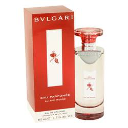 Bvlgari Eau Parfumee Au The Rouge Perfume by Bvlgari 1.7 oz Eau De Cologne Spray (Unisex)