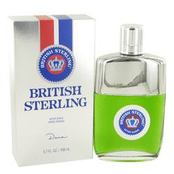 British Sterling Cologne by Dana 5.7 oz After Shave