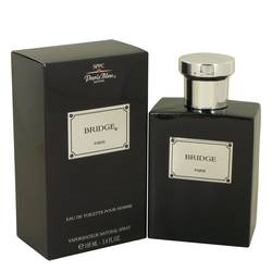 Bridge Paris Bleu Cologne by Paris Bleu, 3.4 oz Eau De Toilette Spray for Men