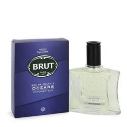 Brut Oceans Cologne by Faberge 3.4 oz Eau De Toilette Spray