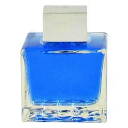 Blue Seduction Cologne by Antonio Banderas 3.4 oz Eau De Toilette Spray (unboxed)