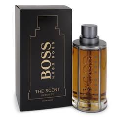 Boss The Scent Intense Cologne by Hugo Boss 6.7 oz Eau De Parfum Spray