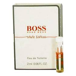 Boss In Motion White Cologne by Hugo Boss 0.06 oz Vial (sample)