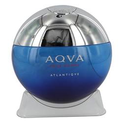 Bvlgari Aqua Atlantique Cologne by Bvlgari 3.4 oz Eau De Toilette Spray (Tester)