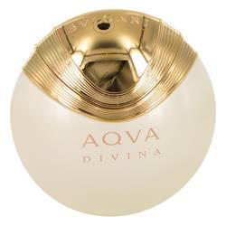 Bvlgari Aqua Divina Perfume by Bvlgari 2.2 oz Eau De Toilette Spray (Tester)