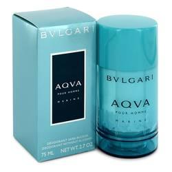 Bvlgari Aqua Marine Cologne by Bvlgari 2.7 oz Deodorant Stick