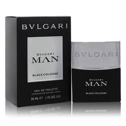 Bvlgari Man Black Cologne Cologne by Bvlgari 1 oz Eau De Toilette Spray