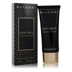 Bvlgari Goldea The Roman Night Perfume by Bvlgari 3.4 oz Scintillating Body Lotion