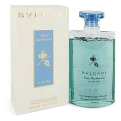 Bvlgari Eau Parfumee Au The Bleu Perfume by Bvlgari 6.8 oz Shower Gel