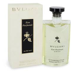 Bvlgari Eau Parfumee Au The Noir Perfume by Bvlgari 6.8 oz Shower Gel