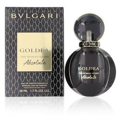Bvlgari Goldea The Roman Night Absolute Perfume by Bvlgari 1.7 oz Eau De Parfum Spray