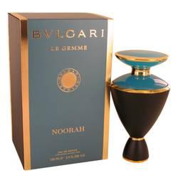 Bvlgari Noorah Perfume by Bvlgari 3.4 oz Eau De Parfum Spray