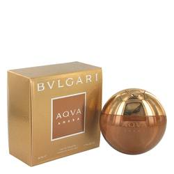 Bvlgari Aqua Amara Cologne by Bvlgari 1.7 oz Eau De Toilette Spray