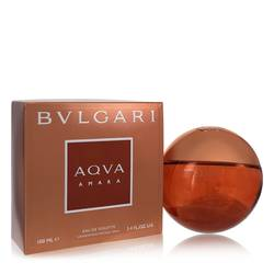 Bvlgari Aqua Amara Cologne by Bvlgari 3.3 oz Eau De Toilette Spray