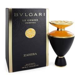 Bvlgari Le Gemme Zahira Perfume by Bvlgari 3.4 oz Eau De Parfum Spray