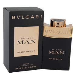Bvlgari Man Black Orient Cologne by Bvlgari 3.4 oz Eau De Parfum Spray