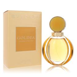 Bvlgari Goldea Perfume by Bvlgari 3 oz Eau De Parfum Spray