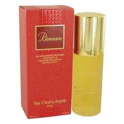 Birmane Perfume by Van Cleef & Arpels 4.2 oz Deodorant Spray