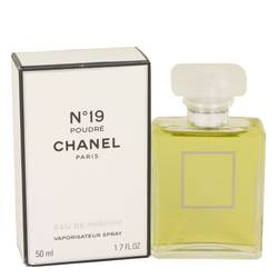 Chanel 19 Poudre Perfume by Chanel 1.7 oz Eau De Parfum Spray